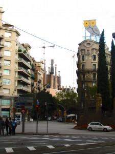 sagrada de familia w barcelonie