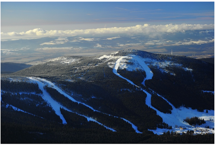 stoki narciarskie w polsce